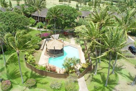 NORTH SHORE OAHU- HAWAI'I: 1Bdrm/Sleeps4 - Kahuku - Íbúð