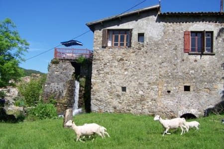 Ancien Moulin de la Forge - House
