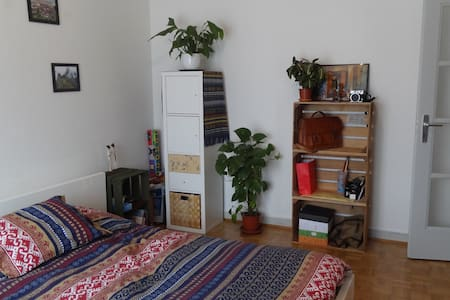 Cozy apartment in the city center - Wohnung