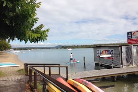 Cosy,close to Noosa Beach,  River - Apartemen