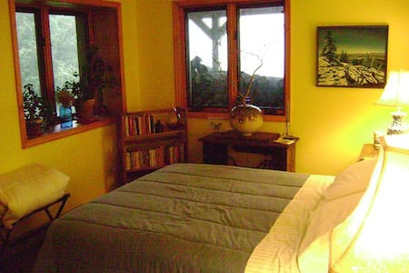 Yellow Room at Blue Horizon Bed and Breakfast - Bed & Breakfast