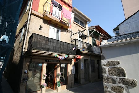 (Casa Lúa) Small house located in Cangas old town. - Cangas - House
