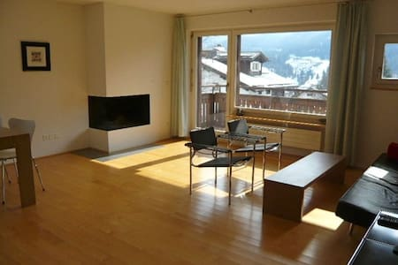 Luxary spacious 3 room apartment on sunny hillside - Appartement