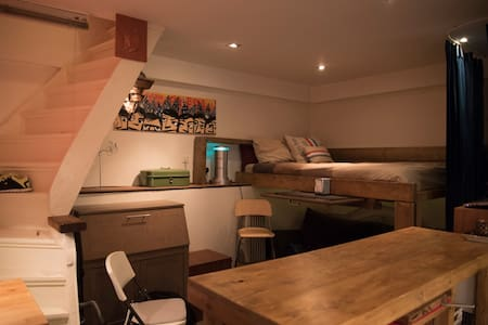 """Amazing mini apartment: """"The Den"""" - Amsterdam - Apartment"""