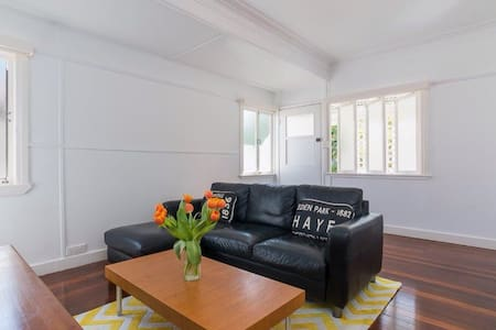 Traveller's House - 5km to CBD - Coorparoo - House