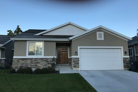 New 3 Bed 2 Bath Home in Quiet Cul-De-Sac - Comfy! - American Fork