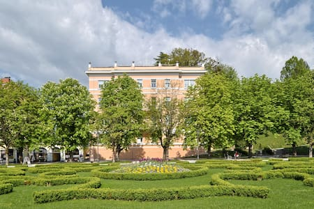Apartment Ljubljanski Dom Rogaška *** - Rogaška Slatina - Apartemen