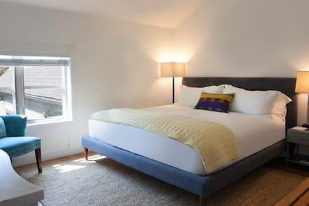 King Loft Room #6 - Greenport - Bed & Breakfast