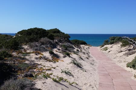 Holiday House in 50 meters from the se in Sardinia - Lägenhet