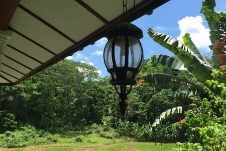Paddyfield Hideaway, Rural Tranquility, near Kandy - Kovilakanda - Casa