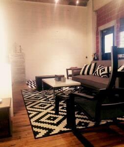 Unique Downtown Studio Loft with patio - Houston