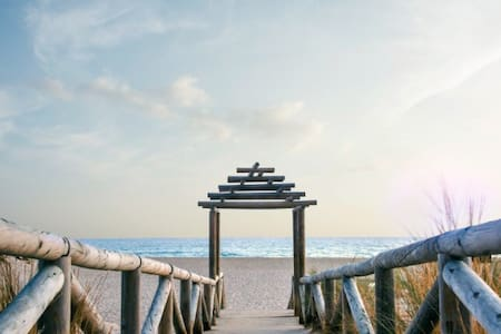 Pura naturaleza en 1ª línea playa.. - Zahara de los Atunes