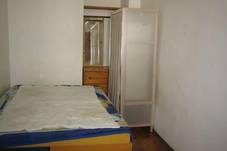Zimmer in d. ältesten WG von Wien 2 - Apartment