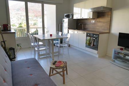 Appartement T2 35m² avec balcon - Annecy-le-Vieux - Apartment