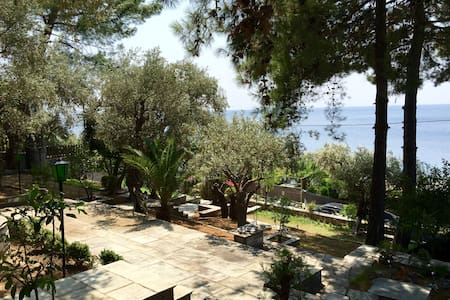 2nd- Comfy Ηouse - Close to sea - (Afissos Pelion) - Huvila