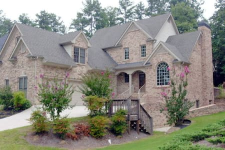 Private Escape in Gated Community(Entire Basement) - Dacula - Egyéb
