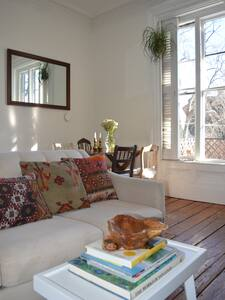bright & lofty studio on east side - Providence - Apartment