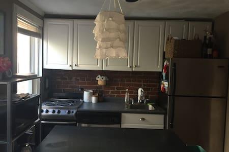 Simple, comfortable and convenient - Boston - Apartment