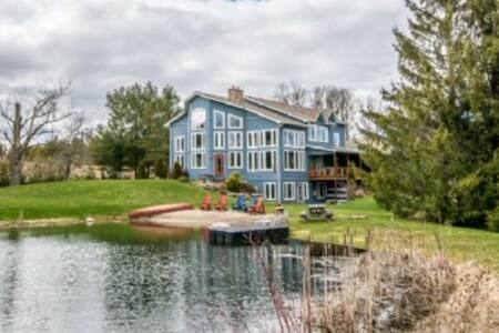 Beautiful country retreat just north of Port Perry - Sunderland - Guesthouse