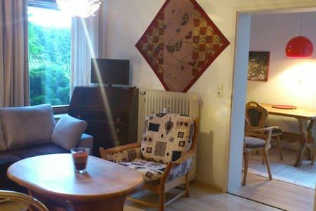 Kuscheliges Appartement im Grünen - Leinsweiler