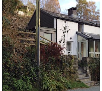 Cosy cottage in a stunning valley - Corris