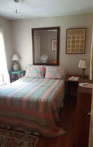 Cozy Suite in Painted Lady Near Downtown GB - Hus