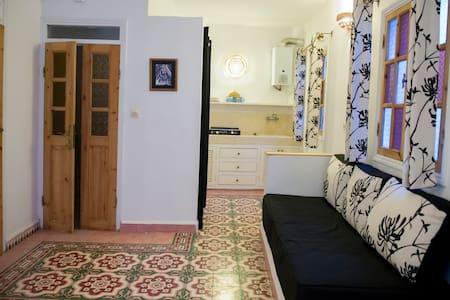 Studio 2/3 pers 1er étage en Médina avec Terrasse - Apartment