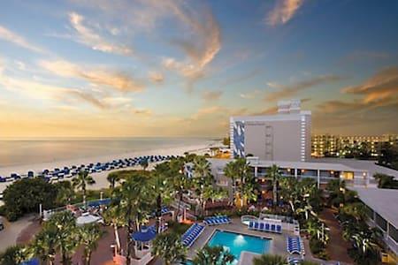 St Pete Beach FL April 15-22 Spring Break Resort - Saint Pete Beach - Timeshare