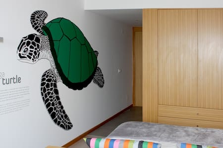 Casa da Baía - Sea Turtle | Azores - Bed & Breakfast