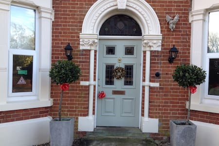 Elegant B&B in Wroxham with parking - Bed & Breakfast
