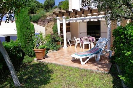 Belle villa Cap Estérel Agay - Huoneisto