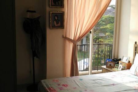 [OPENING PROMO IDR400000] Quiet Room near IKEA - Pinang - Casa