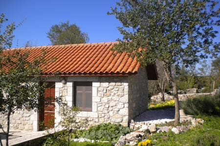 Stone House in Leonidio Parnon 45m2 - Leonidio - House