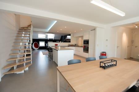 The Contemporary Penthouse - Lakás