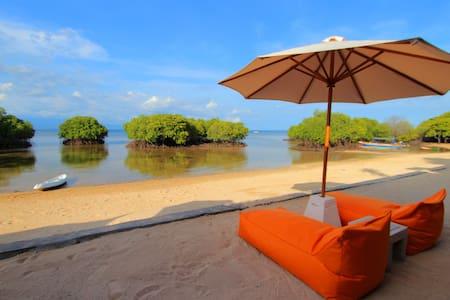 Ocean view room at Nusa Lembongan - Lembongan island - Bungalow