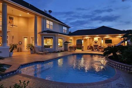 Dream Home | Outdoor Resort | Billards & Media RM - Huis
