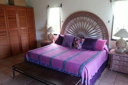 Casa Pacifica B&B - Orchid Room - Chacala - Inap sarapan