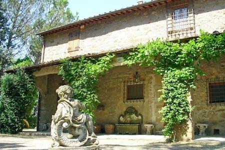 XIII Century Ex Convent in Donnini - Donnini - Villa