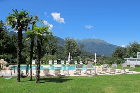 Relax e tranquillità a 10 minuti da Lugano centro - Origlio