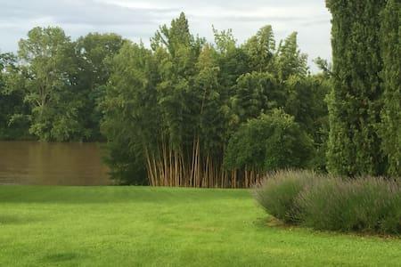 La Dordogne à vos pieds dans un écrin de verdure - Rumah