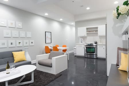 Hip Luxury Apt, Close to it all! - Washington - Apartment