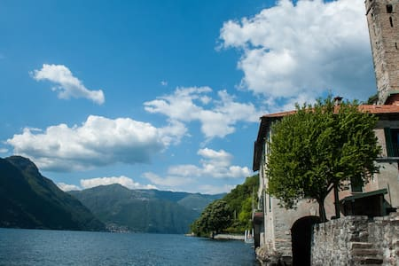 The House of the Fisherman on Lake Como - Appartement