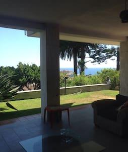 MiraBruna house, garden and sea view. - Wohnung