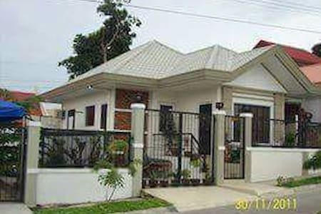 Beautiful Bungalow House in Davao - Davao City