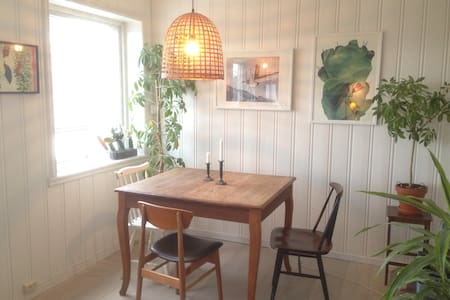 Cozy appartement with great view - Bergen