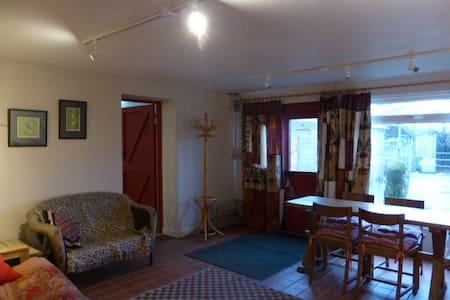 Bunkhouse at South Penquite Farm - Dormitório