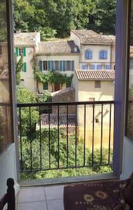 Studio in historic Rennes-les-Bains - Rennes-les-Bains - Apartment