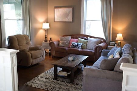 Private Room in Historic Southside - Birmingham - Casa