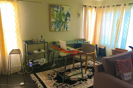 Spacious Flat in the Panhandle - San Francisco - Apartment