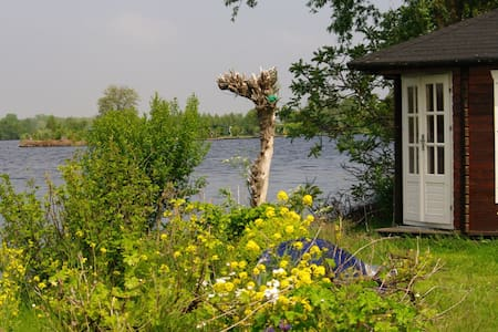 Unique Island in lake near Amsterdam - Isola